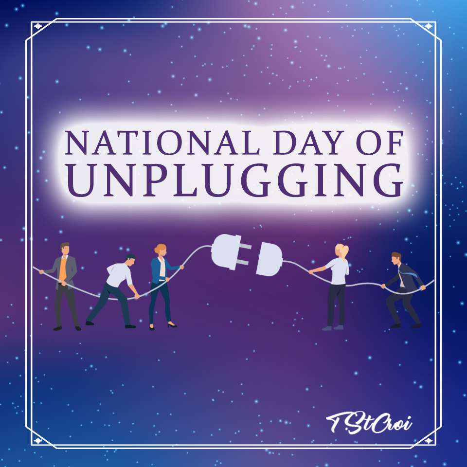 National Day of Unplugging Wishes For Facebook