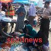 Personil Polsek Marbo Menghimbau masyarakat Tetap Mengikuti Protokol Kesehatan