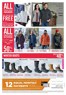 Mark's Work Wearhouse Flyer December 13 - 24, 2017