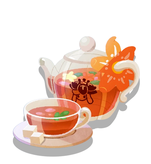 lilligant tea