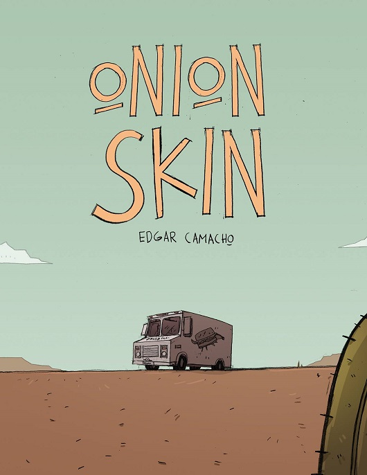 Cover of Onion Skin GN