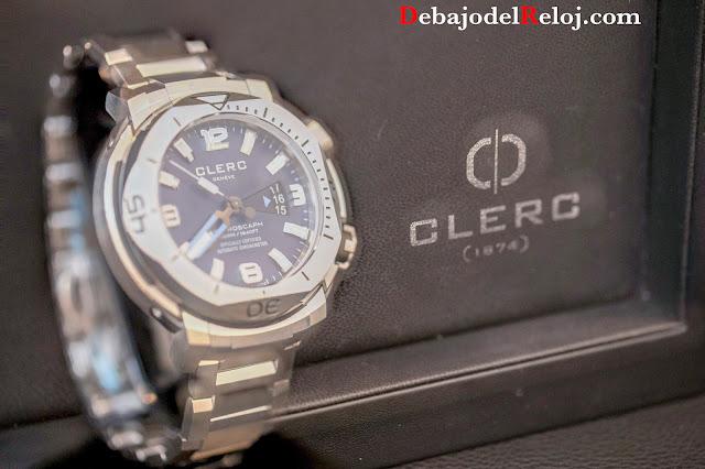 Clerc Hydroscaph H1 Chronometer Carbon Edition1