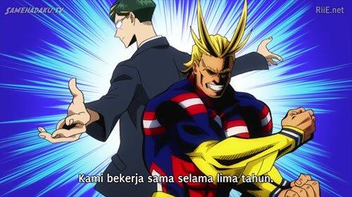 Nonton Streaming Boku no Hero Academia Season 4 Episode 4 Subtitle Indonesia