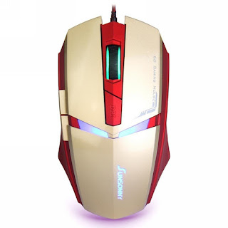 Mouse Iron Man T-M30