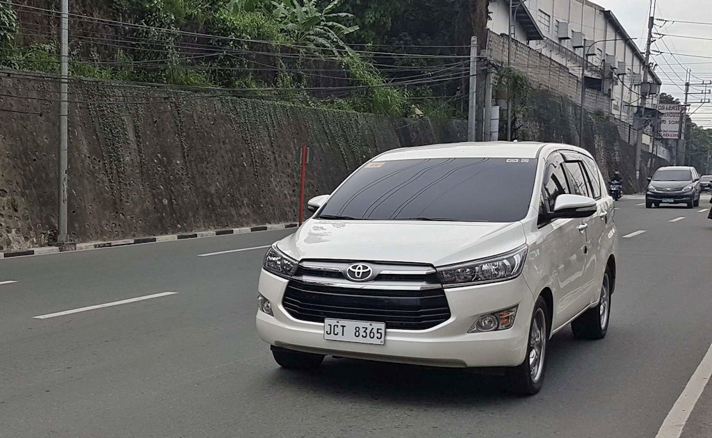 View From The Top Toyota Philippines Best Selling Vehicles Carguide Ph Philippine Car News Car Reviews Car Prices
