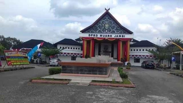 Seluruh Anggota Dewan Muaro Jambi yang Kunker Berstatus ODP Covid-19