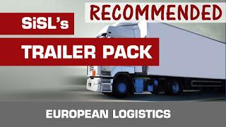 ets2 mods, recommendedmodsets2, sisl's mods, SISL's Trailer Pack, ets2 realistic mods, ets2 real trailers, sisl's trailer pack v1.32, ets 2 sisl's trailer pack