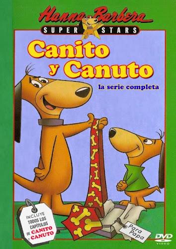 Canuto y Canito Serie Completa Español Latino