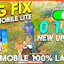 PUBG MOBILE LITE NEW UPDATE LAG FIX CONFIG FILE - PUBG LITE 1GB RAM LAG FIX