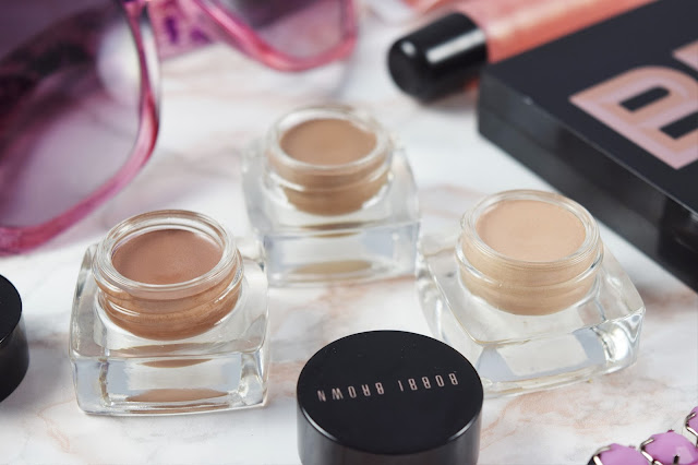 Bobbi Brown Sunset Pink Long-Wear Cream Eyeshadows