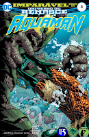DC Renascimento: Aquaman #8