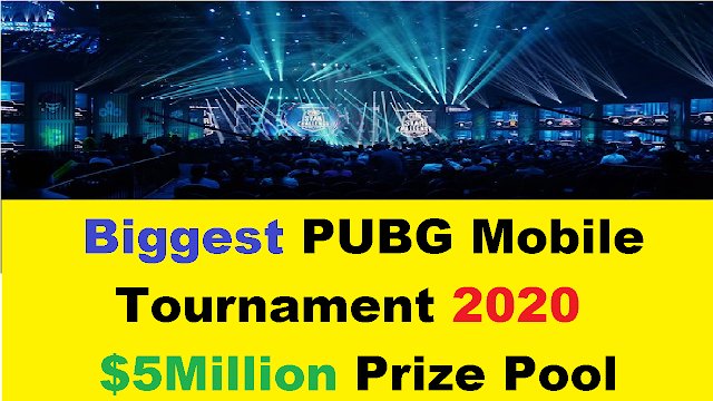 PUBG Mobile Esports: Tencent's $5 million Prize Pool Tournament is coming on 2020