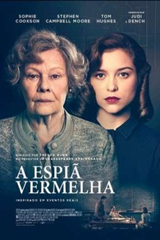 Download A Espiã Vermelha Dublado e Dual Áudio via torrent