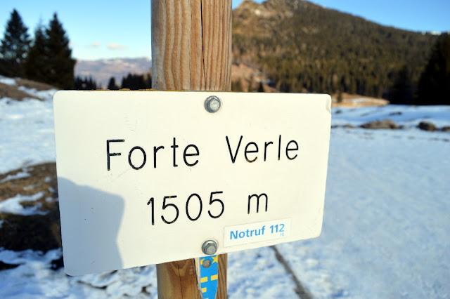 cima vezzena inverno neve ciaspole itinerario