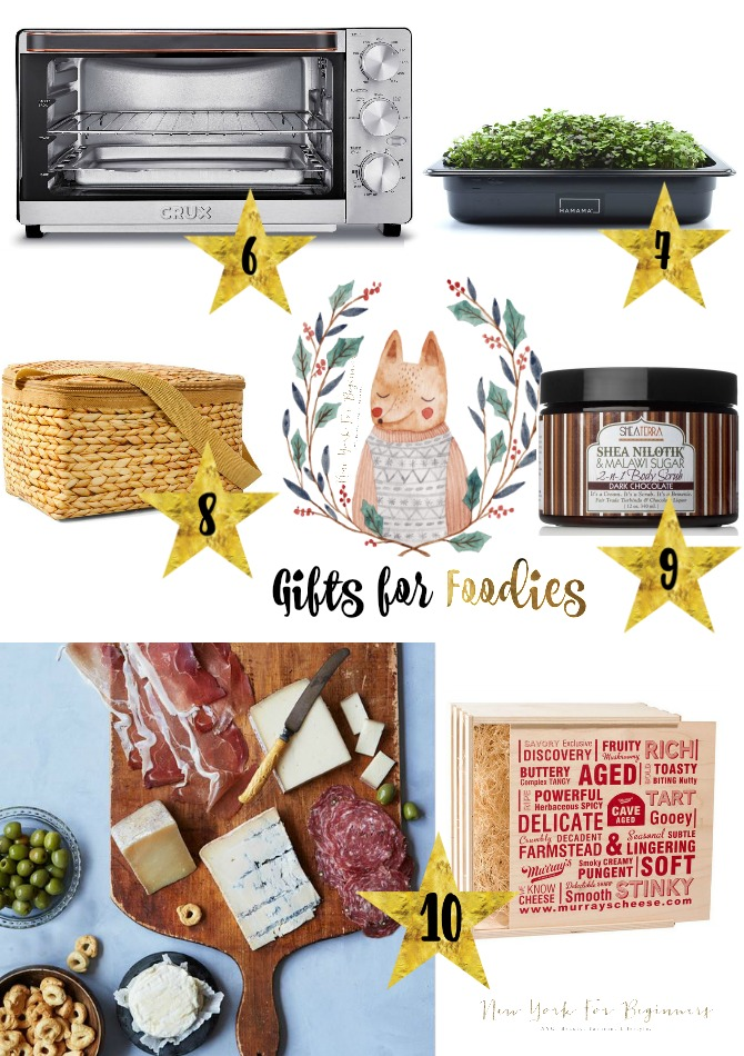 holiday gift ideas 10 fantastic gifts for foodies