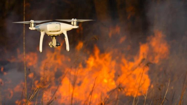 Sistema de detección de gritos para drones de rescate