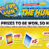 The Chipsmore Fun Hunt Contest: Win iPad Air, GALAXY Note 3, Travel Luggage Bag, Vouchers