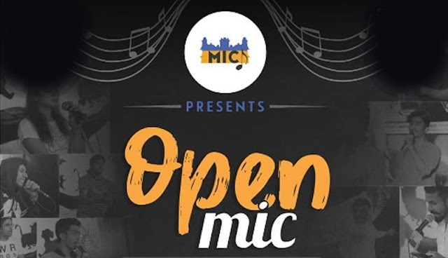 open mic in indore | upcoming open mic | Poetry and Storytelling:- mic organisation