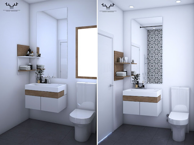 Bathroom Design With Tiles