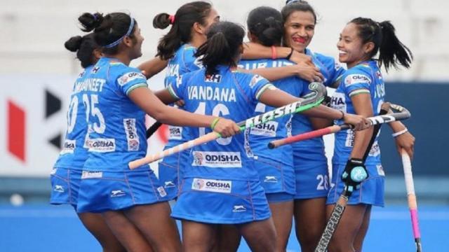 भारतीय महिला हाकी टीम ने जापान को हराकर खिताब जीता