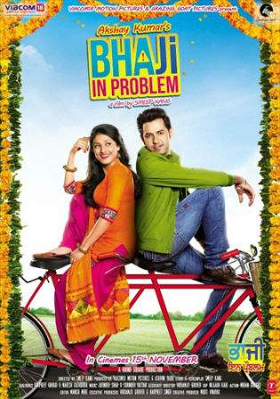 Bhaji In Problem 2013 HDRip 850MB 720p Punjabi Movie