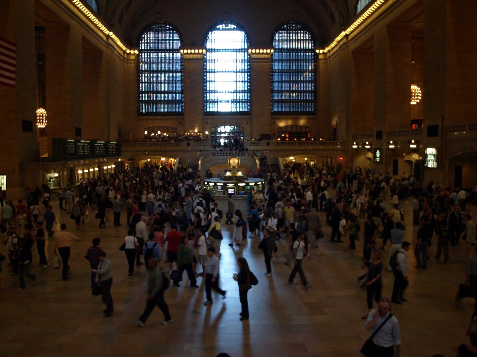 Grand Central, NY
