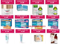 Logo Salute che Fare: stampa 48 coupon per risparmiare in Farmacia per il mese di febbraio