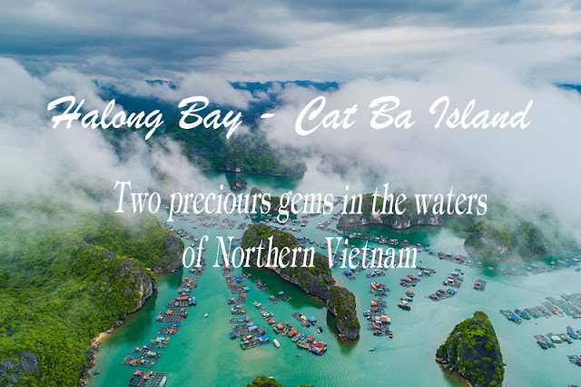 Ha Long Bay, Cat Ba - Nature Masterpiece Seen From The Sky