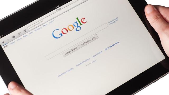 cara menampilkan postingan blog di google