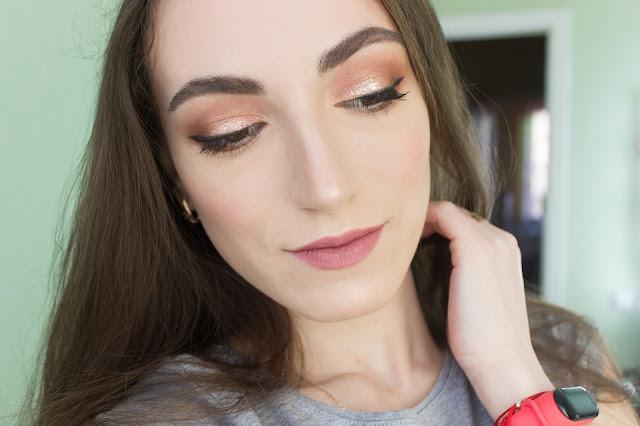 Повседневный макияж бюджетной косметикой: полный образ