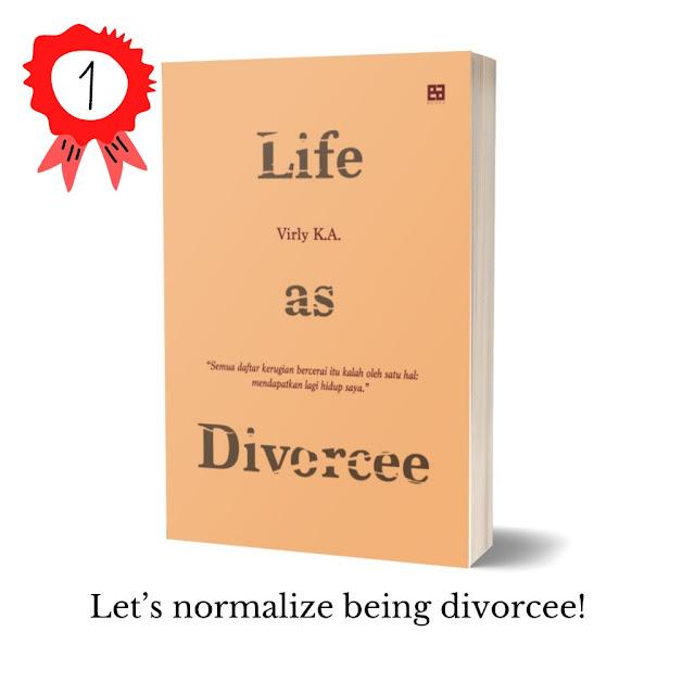life as divorcee