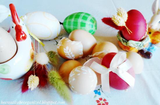 Ukrasi od ljuske jajeta
