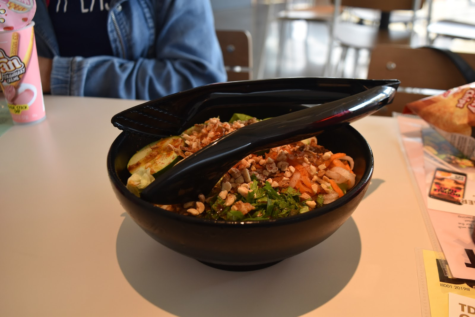 Saigon Summer Salad at Tin Drum Asian Kitchen