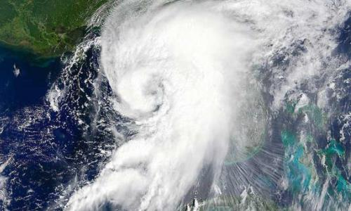 Huracanes potenciados