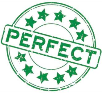 Berhenti Berusaha Menjadi Sempurna
