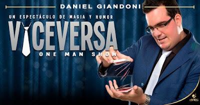 VICEVERSA con Daniel Giandoni (Magia) 1