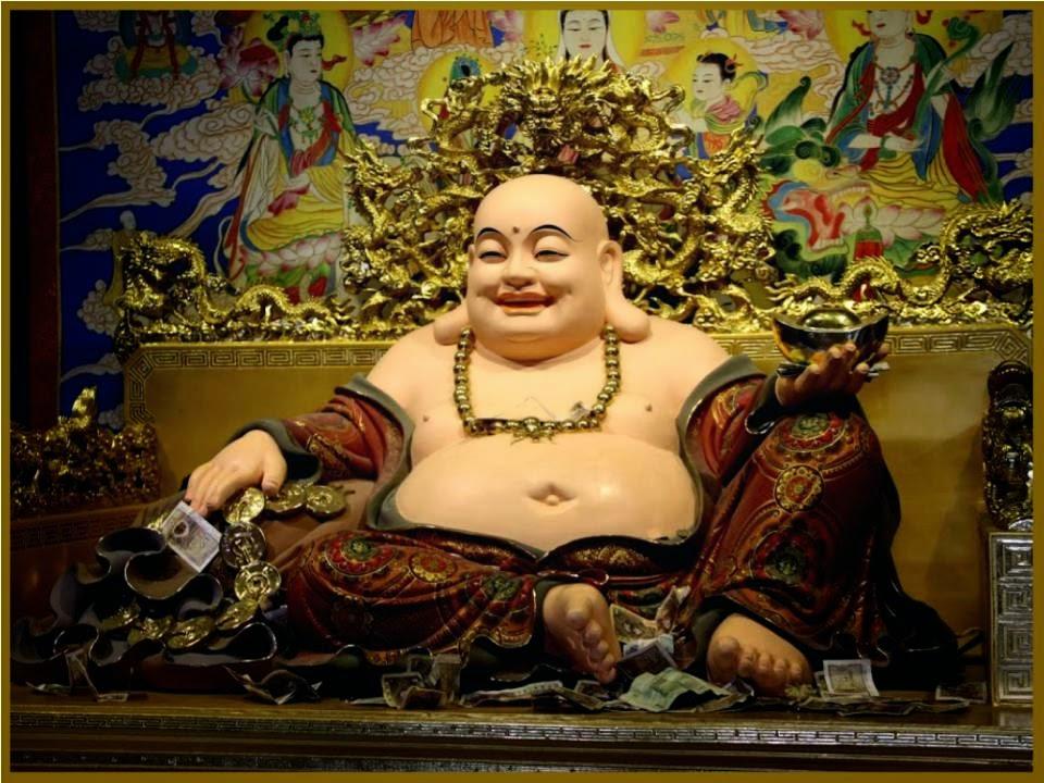 Oraci n al buda de la buena suerte para atraer riqueza - Como quitar la mala suerte de mi casa ...