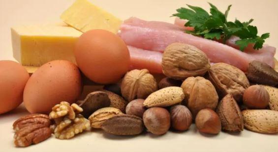 Οι πρωτεΐνες κρέατος και ξηρών καρπών στην καρδιαγγειακή υγεία