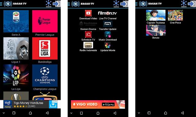 5 Aplikasi Nonton Bola Online di Android