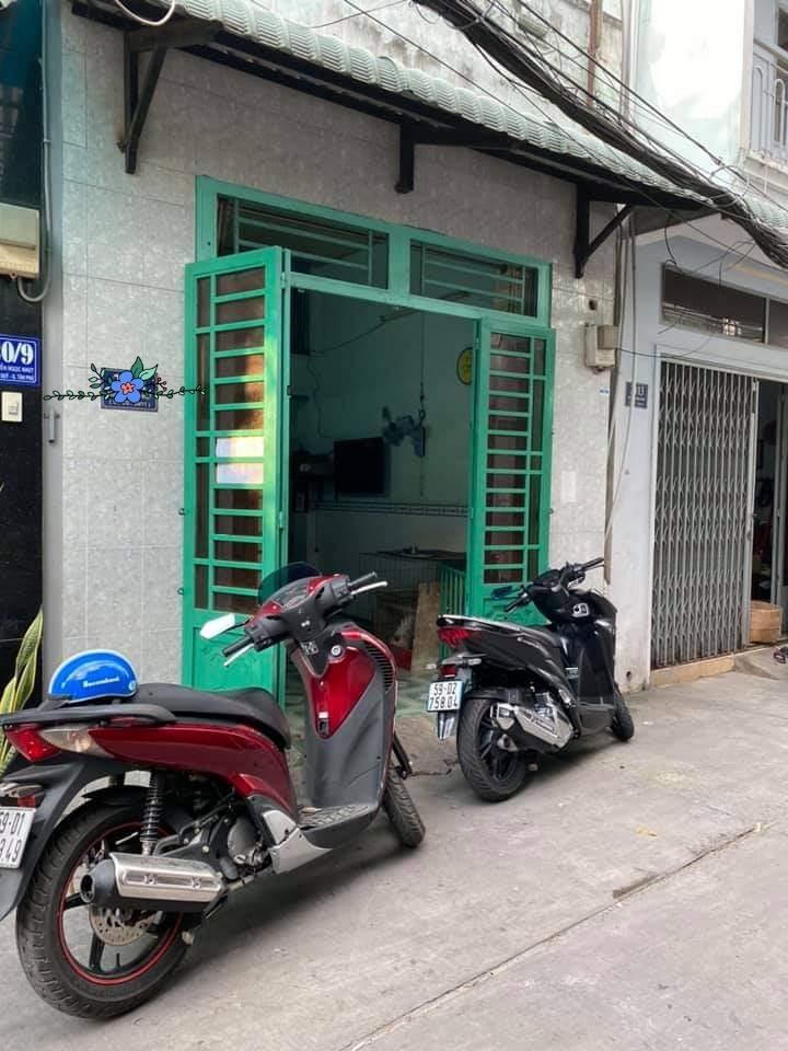 Bán nhà đường Nguyễn Ngọc Nhựt quận Tân Phú giá rẻ 2020