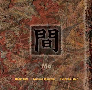 Naoki Kita, violin Guerino Mazzola, grand piano Heinz Geisser, drums and percussions