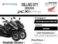 Astra Motor Gelar Honda Premium Mactic Day Di Singkawang
