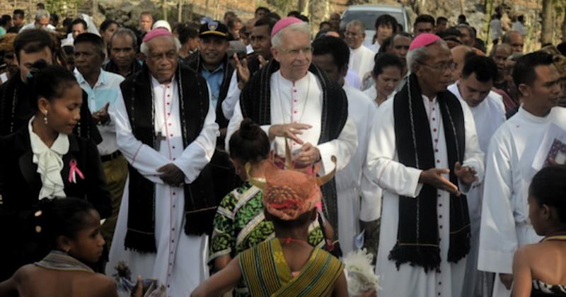 Keren, Komunitas Katolik Timor Leste Terbesar Kedua di Asia Tenggara