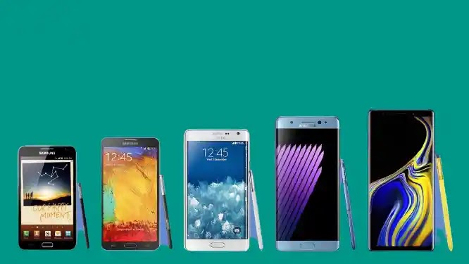 Will Samsung Galaxy Note Series Show Up Next Year?