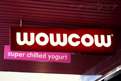 Wowcow Frozen Yogurt Burwood