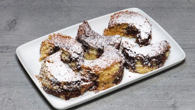 Prăjitura Semilună (Prăjitură fără cântar)