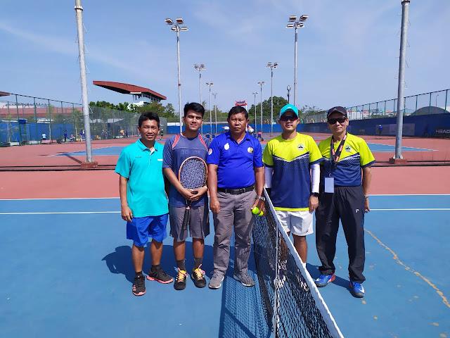 Pra PON Tenis: Hasil Sementara