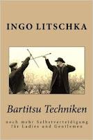 Band 2 der Sachbuch Serie Bartitsu, von Ingo Litschka