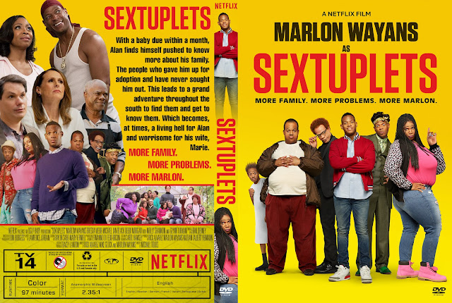 Sextuplets DVD Cover