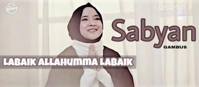 Lirik Nissa Sabyan ALLAHUMMA LABAIK - 3xploi7 BuG